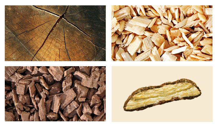 Holz und- späne